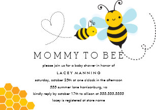 Mommy to bee invitations announcements zazzle mommy to bee baby shower invitation filmwisefo Choice Image