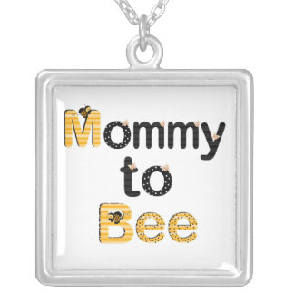 Mommy to Bee Personalized Necklace
