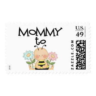 MOMMY TO BEE POSTAGE