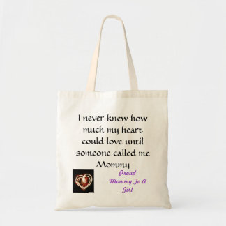 Mommy Tote Budget Tote Bag