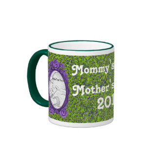 Mommy's 1st Mother's Day Personalized Photo Mug