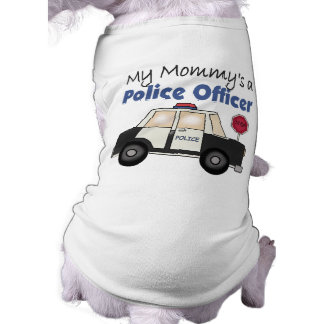 Mommy's A Police Officer Dog Clothing