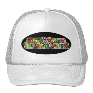 Mommy's Annoyed That Daddy's Deployed Trucker Hat