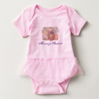 Mommy's Assistant Baby Bodysuit