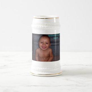 Mommy's Big BOY! Coffee Mugs