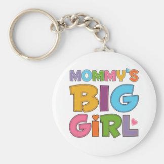 Mommys Big Girl Key Chain