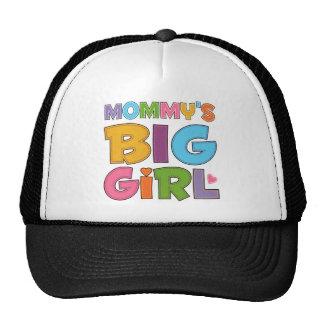 Mommys Big Girl Trucker Hat