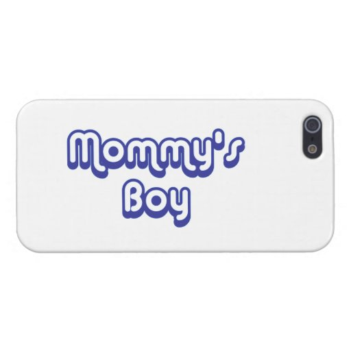 Mommy's Boy Case For iPhone 5/5S
