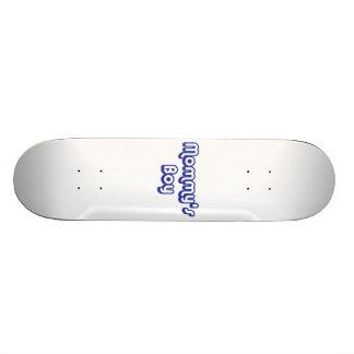 Mommy's Boy Custom Skate Board
