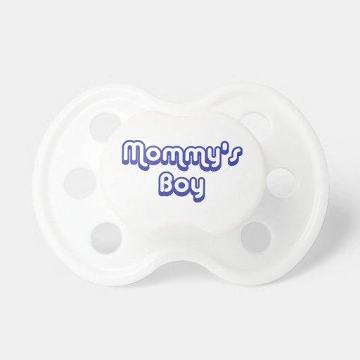 Mommy's Boy Pacifier