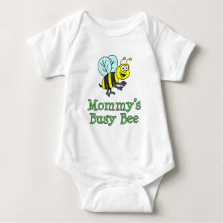 Mommy's Busy Bee Baby Bodysuit