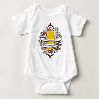 Mommy's & Daddy's Little Gummy Bear Baby Bodysuit