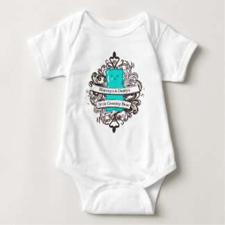 Mommy's & Daddy's Little Gummy Bear Baby Bodysuit