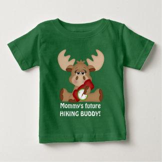 Mommy's Future Hiking Buddy t-shirt