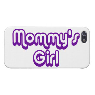 Mommy's Girl Cover For iPhone SE/5/5s