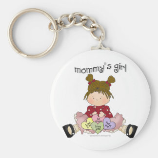 ♥ mommy's girl ♥ girly giggles key chains
