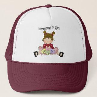 ♥ mommy's girl ♥ girly giggles trucker hat