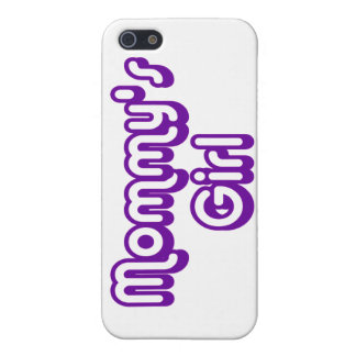 Mommy's Girl iPhone SE/5/5s Cover