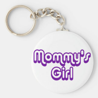 Mommy's Girl Key Chains