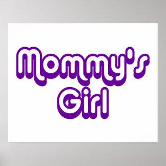 Mommy's Girl Poster