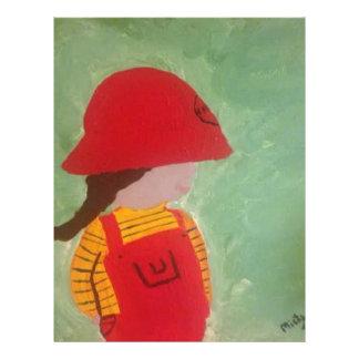 Mommy's Hat Letterhead