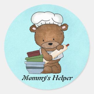 Mommy's Helper sticker