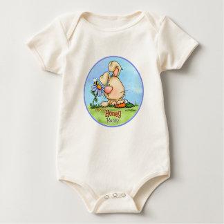 Mommy's Hunny Bunny Baby Bodysuit