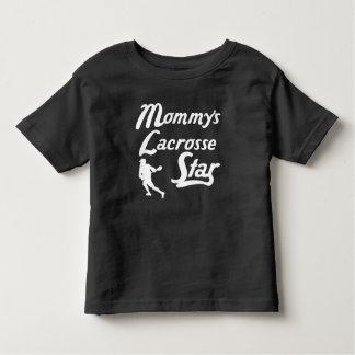 Mommy's Lacrosse Star Shirt