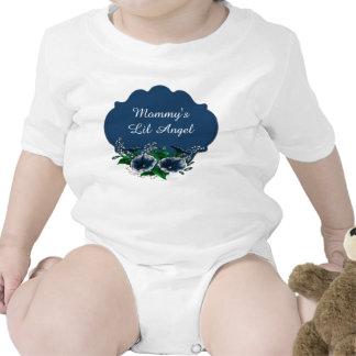 Mommy's Lil Angel Baby Bodysuit