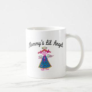 Mommy's Lil Angel Coffee Mug