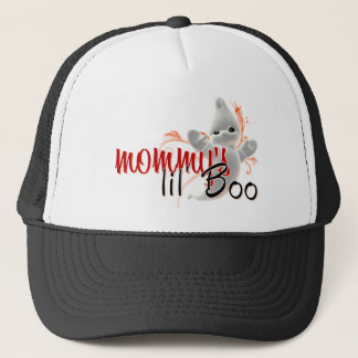 Mommy's Lil Boo Trucker Hat