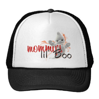 Mommy's Lil Boo Trucker Hat