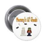 MOMMY'S Lil Ghouls (TWINS) Buttons