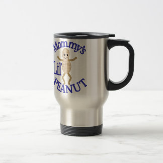 Mommy's Lil' Peanut Travel Mug