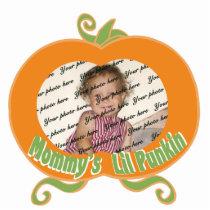 Mommy's Lil Punkin/ Photo Statuette