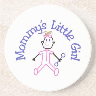 Mommys Litte Girl Coaster