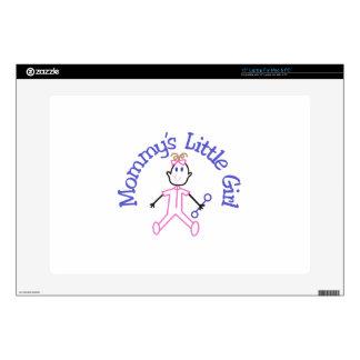 Mommys Litte Girl Laptop Skin