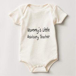 Mommy's Little Advisory Teacher Baby Bodysuit
