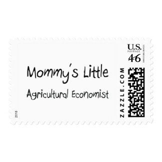 Mommy's Little Agricultural Economist Postage