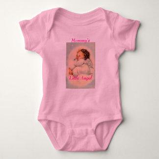 Mommy's Little Angel Baby Bodysuit