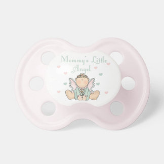 Mommy's Little Angel Baby Pacifier