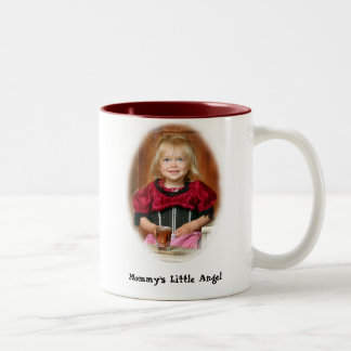 Mommy's Little Angel Coffee Mug