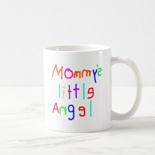 Mommy's Little Angel Coffee Mugs