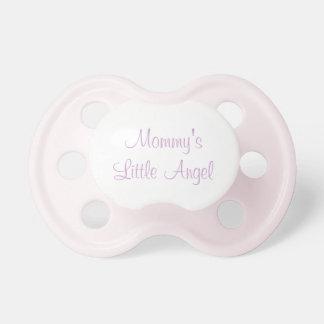 Mommy's little angel pacifier