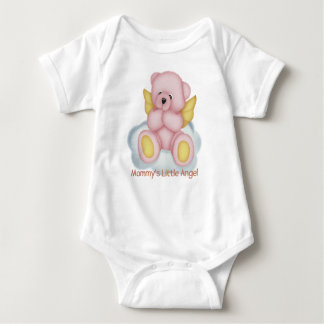 Mommy's Little Angel (pink) Infant Creeper