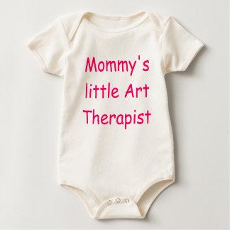 Mommy's little Art Therapist Baby Bodysuit