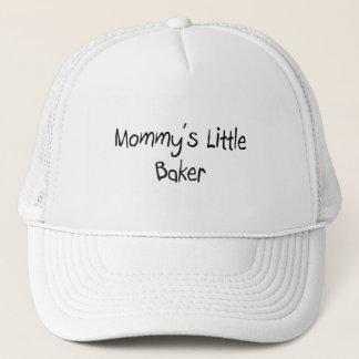 Mommy's Little Baker Trucker Hat