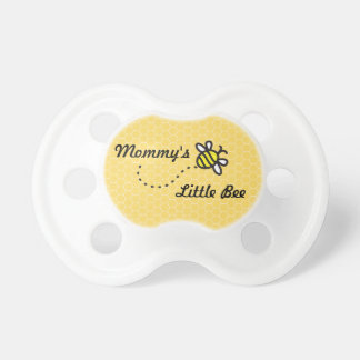 """Mommy's Little Bee"", Cute Bumble Bee Pacifier"
