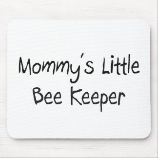 Mommy's Little Bee Keeper Mouse Pad