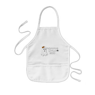 Mommys Little Boo Kids' Apron